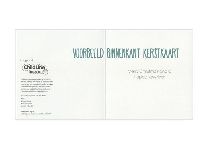 5 Christelijke Kerstkaarten Woodmansterne Silent Night Kerststal