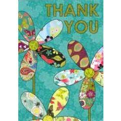 bedankkaart roger la borde - thank you
