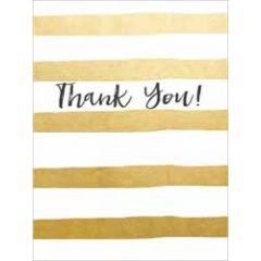 bedankkaart  piano small notecards - thank you! - 2