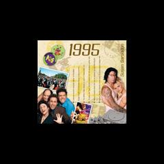 24 jaar - muziek uit 1995 CD Card