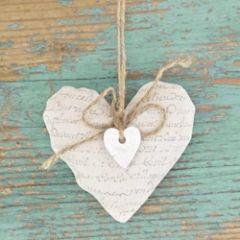 wenskaart rapture - hart van hout