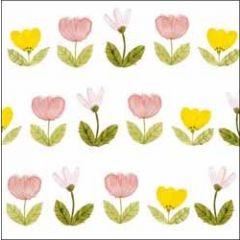 bloemenkaart woodmansterne - tulpen