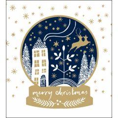 5 kerstkaarten woodmansterne - magisch december