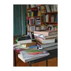 ansichtkaart bildreich - op de bank dag - boeken