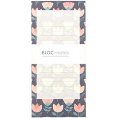 notitieblok bloc-notes mini labo - tulpen