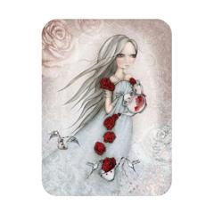 santoro eclectic cards - rose tea
