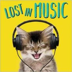 verjaardagskaart rapture - lost in music