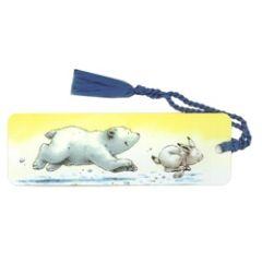 boekenlegger - de kleine ijsbeer