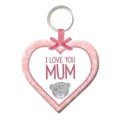 sleutelhanger me to you - i love you mum - kussentje