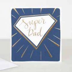 vaderdagkaart caroline gardner - super dad