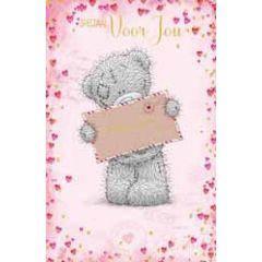 wenskaart me to you - love mail - speciaal voor jou - i love you x
