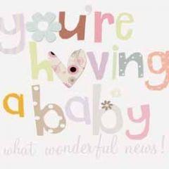 zwangerschapskaart caroline gardner - you re having a baby