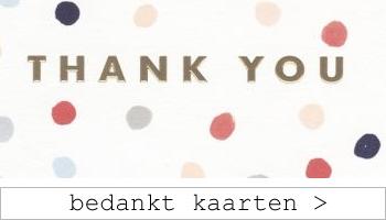 bedankt kaarten bestellen bij muller wenskaarten