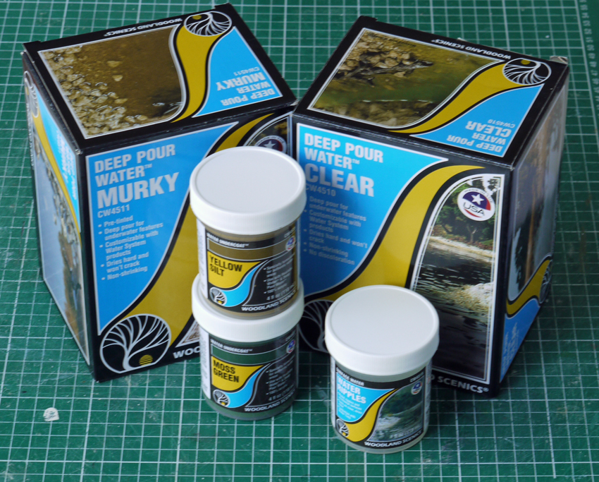 blog - Woodland Scenics water system product test