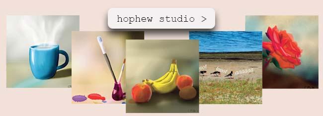 hophew studio kaarten